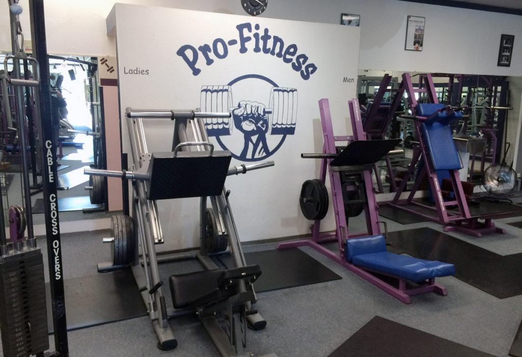 Leg press and hack squat